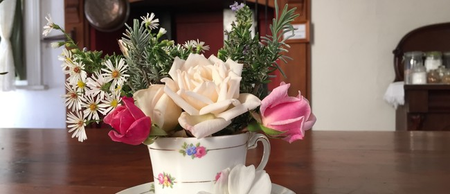 Mother' Day Floral Arts and Afternoon Tea