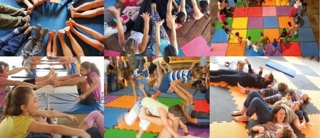 Yoga for Kids 4–6
