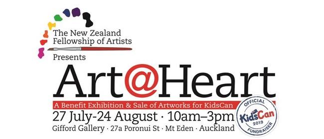 Art@Heart Benefit Art Exhibition and Sale