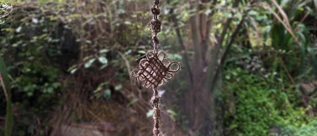 Knotting Workshops With Wai Ching Chan