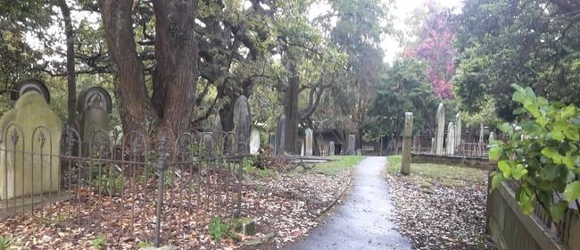 Symonds Street Cemetery Walk: New Zealand Archaeology Week