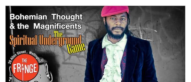 Spiritual Underground Game
