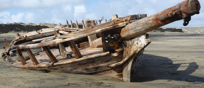Uncovering New Zealand's Maritime History: SOLD OUT