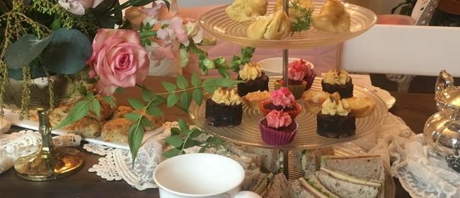 Mothers Day High Tea at Elegant Homestead