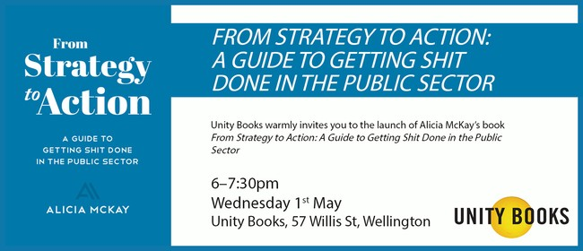 Launch - From Strategy To Action by Alicia McKay