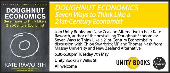 Author talk | Kate Raworth – Doughnut Economics