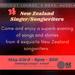NZ Music Month Singer Songwriters Night