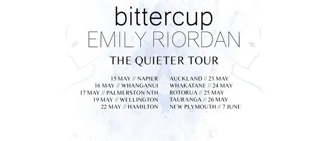 Bittercup + Emily Riordan