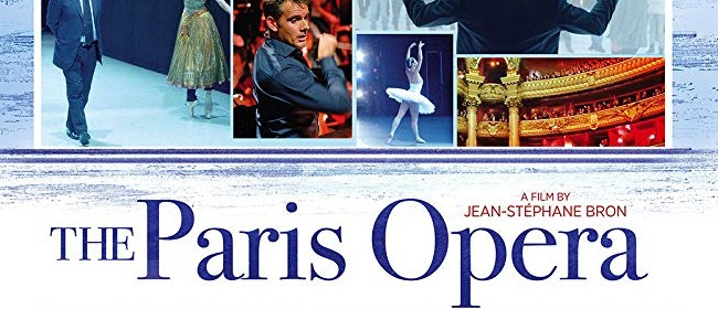 Sunset Cinema - The Paris Opera