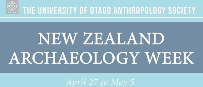 Archaeology Week Historic Dunedin Walking Tour