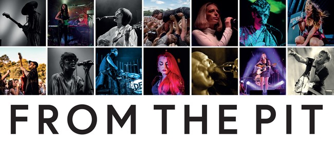 From The Pit - An Exhibition Of NZ Music Photography