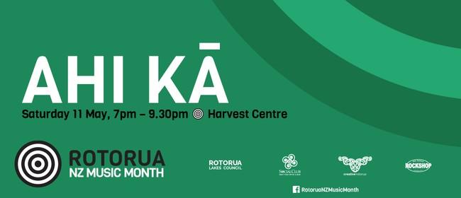 Ahi Kā - Louis Baker & Bobby Mihi Howard - NZ Music Month