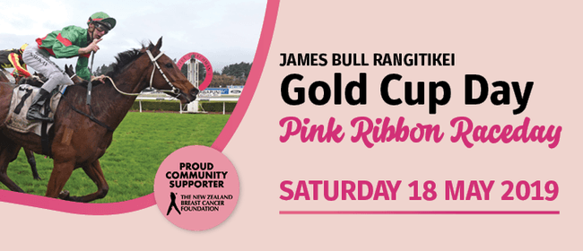 James Bull Rangitikei Gold Cup Day Pink Ribbon Raceday