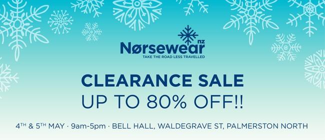 Norsewear Pop-Up Shop – Clearance Sale