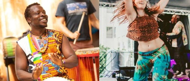 Ecstatic Drum and Dance- West African Rhythms