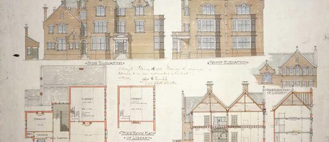 William Turnbull: Architect
