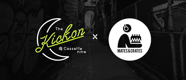 The Kick On with Mates&Crates