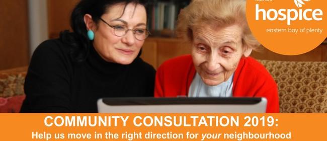 Hospice Community Consultation