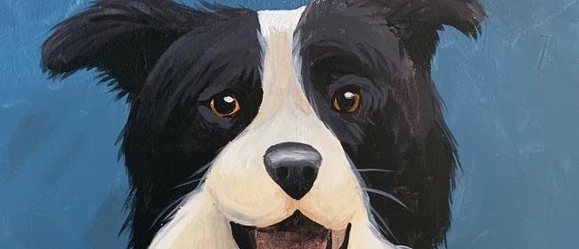 Paint 'n' Sip Studio - Paint Your Pet Night!