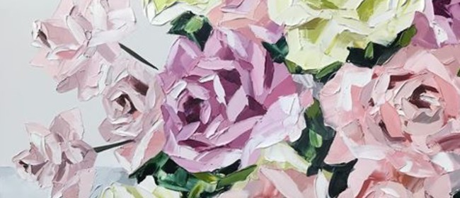 Blossom - A Group Art Exhibition With a Floral Theme