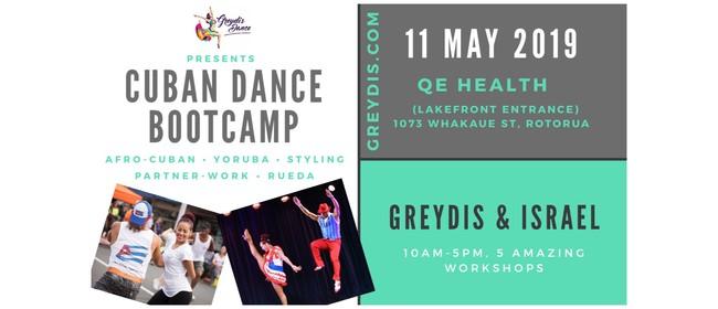 2019 Cuban Dance Bootcamp!