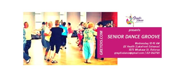 Seniors Dance Groove Classes