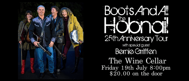 "Hobnail 25th Anniversary ""Boots And All"" Tour"