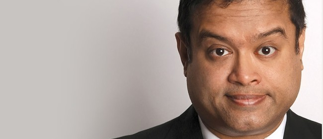 Paul Sinha: A Stand-up Comedy NZ Premiere