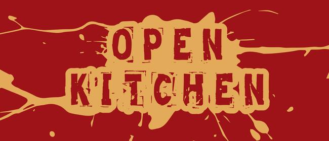 Fang's Open Kitchen - Live Dumpling Demonstration