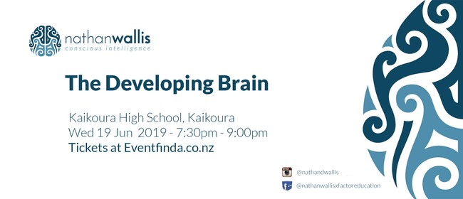 The Developing Brain - Kaikoura: CANCELLED