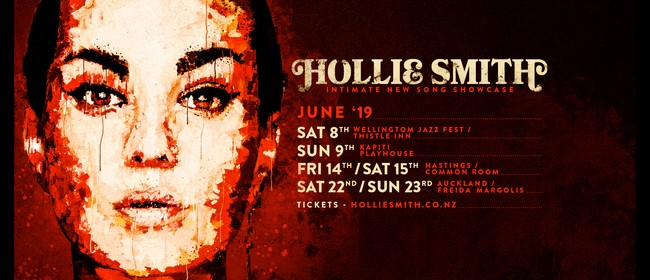 Hollie Smith - Intimate New Song Showcase: SOLD OUT