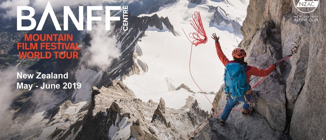 Auckland- Banff Mountain Film Festival World Tour