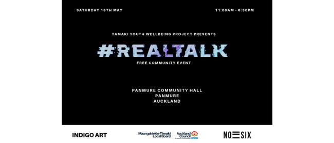 #Realtalk by Indigo Art and No Six