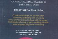 Creative Workshops