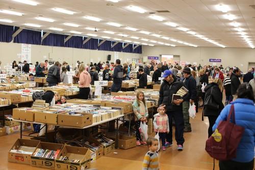 2019 Red Cross Annual Book Sale 2019