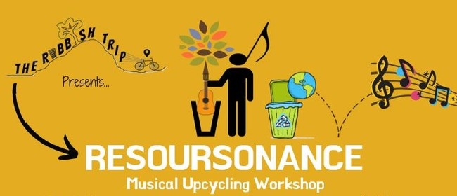 Resoursonance: Musical Upcycling (feat. Mikey Jamieson)