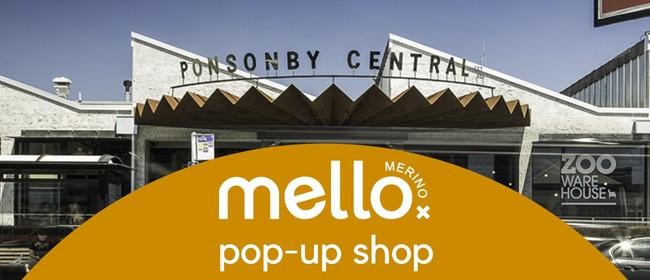 Mello Merino Pop Up Shop