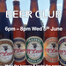 Beer Club with McLeod's Brewery
