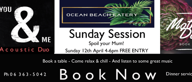 You & Me - OBE Mothers Day Sunday Session