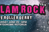 Slam Rock 2019 - Live Roller Derby