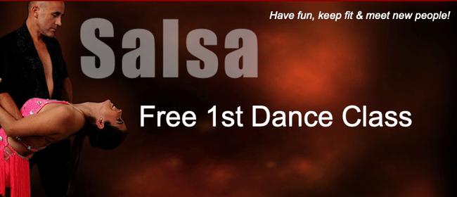 Salsa Beginner 101 Dance Courses