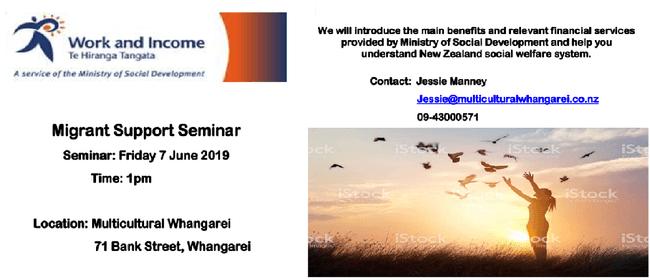 Migrant Support Seminar