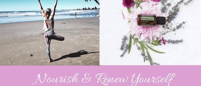 Nourish & Renew Yourself with Sarah & Kirsten
