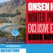 Onsen Hot Pool - Indoor Pool Bookings