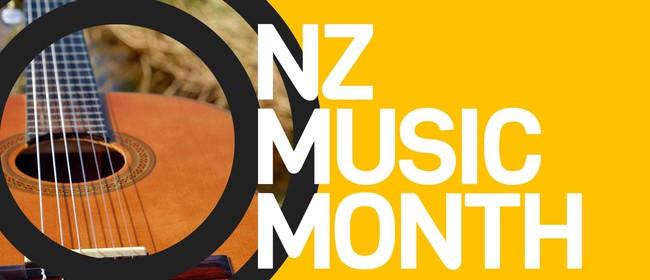 NZ Music Month: Muritai Guitarists Performance