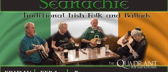 Seanachie Irish Band