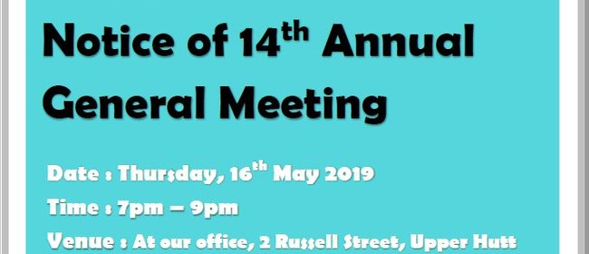 14th Annual General Meeting MultiCultural Council