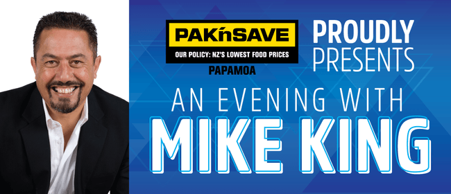 An Evening with Mike King