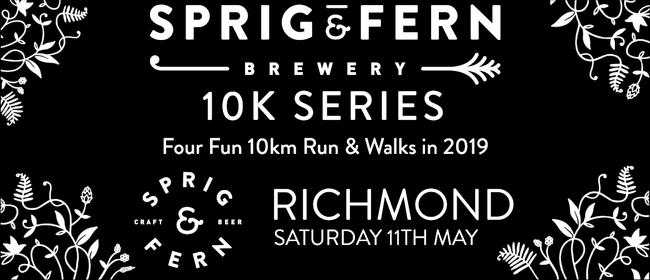 10k Fun Run & Walk