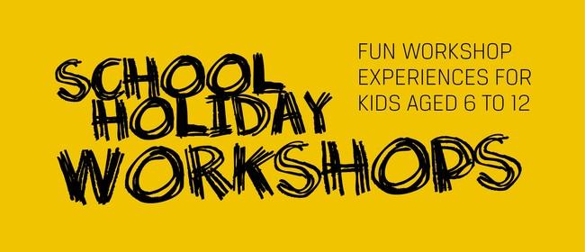School Holiday Workshops